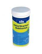 Startovací bakterie do jezírek, čištění jezírka